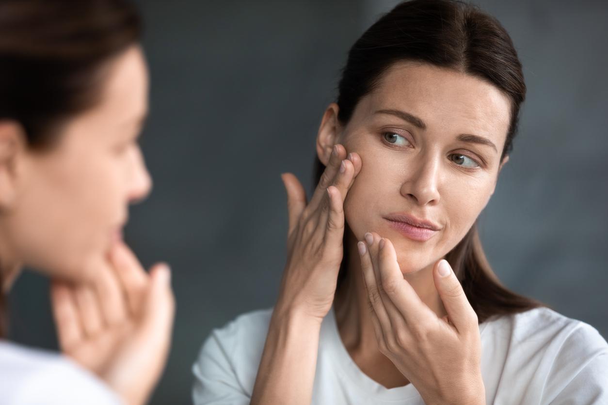 раздражение и сухость кожи лица